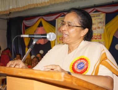 Int'l Women's Day celebrated at Sahodaya Bethany Trust