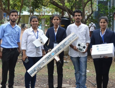 Sahyadri College Team Challengers emerge 2nd in SAE-ISS at Anna University Chennai