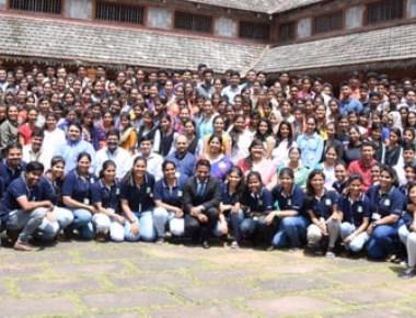 Sahyadri MBA department organises leadership development programme