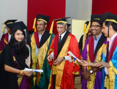 Sahyadri College of Engineering holds Graduation ceremony