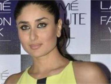 Saif pushed me to get back to work: Kareena Kapoor Khan