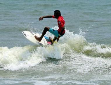 Surfing tourney near Mangaluru to go global next year