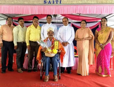 SAITI holds farewell programme for outgoing students