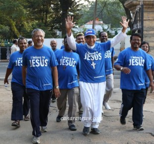 Archbishop to Flag-off India's First Christian Run