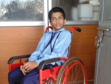 FIDE World Junior Chess Championship for Disabled champion is Samarth J Rao