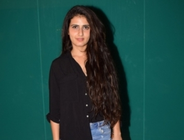 Fatima Sana Shaikh to endorse watch brand