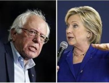 Clinton, Sanders spar over race, immigration