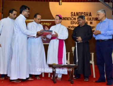 Fr Nelson takes up the charge as Sandesha Director