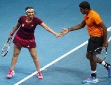 Wimbledon: Sania, Bopanna in quarters; Paes knocked out
