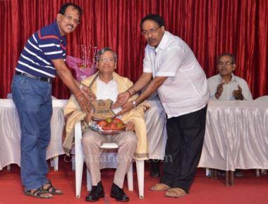 Saraswat festival by  Vignahartha Shri Mahaganapathi Seva Mandali