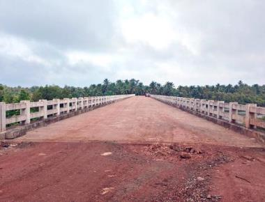 This bridge has been game changer for Sasihithlu