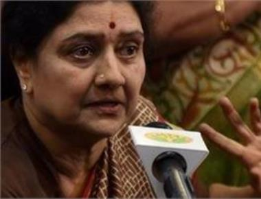 Sasikala granted five-day parole