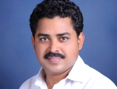 Satish Poojary elected president of Bola gram panchayat