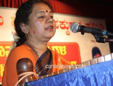 Human rights violations are more in communally sensitive twin district of coastal Karnataka – Smt. Meera Saxena