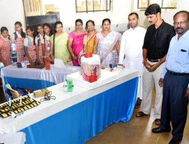 Science Club of Milagres English Medium School Kallianpur organises 'Sci-Xplore'