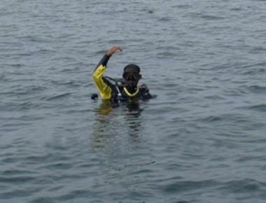 Scuba diving journey begins in Kaup
