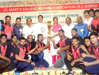 SDM Sports Club emerges winner at 46th men and women senior weightlifting championship