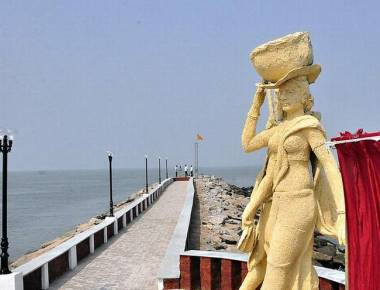 State's first Sea Walkway inaugurated in Malpe