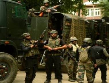 High security in J&K ahead of municipal polls