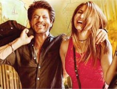 SRK claims nothing objectionable in 'Jab Harry Met Sejal'
