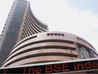 Sensex slips 43 pts to close at over two-week low