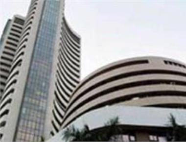 Sensex up 60 pts on late-buying, logs best wkly gain in 4 mths