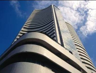 Sensex gains over 100 points; healthcare stocks surge
