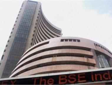 Sensex vaults over 340 pts in pre-close trade on Greece deal