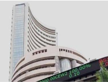 Sensex rebounds 132 pts ahead of July derivatives expiry