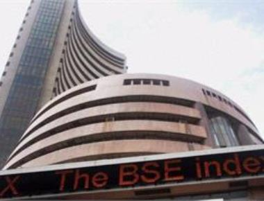 Sensex climbs 279 pts on positive macro data
