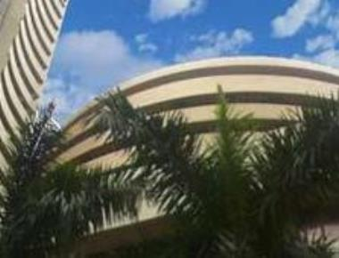 Volatile Sensex ends flat ahead of factory data
