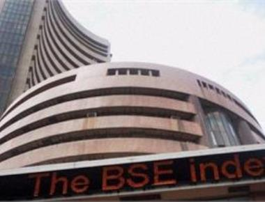 Sensex recoups 97 pts on positive IIP data