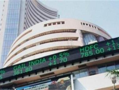 Sensex down 61 pts in early trade ahead of IIP data