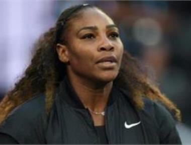 Serena claims 'discrimination' over drug tests