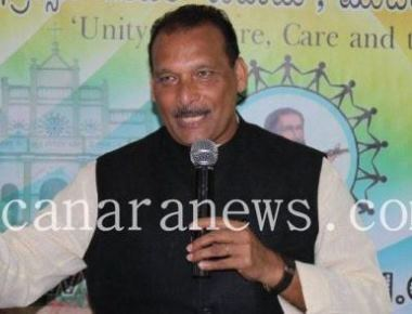 MLC Ivan asks BJP not to disturb peace in society