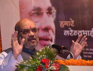 Modi is leader of the world: Shah