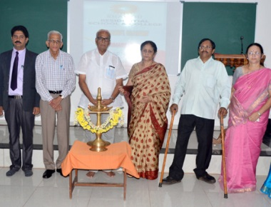 New batch of students welcomed at Shakthi School & College