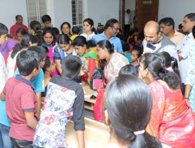 Summer camp held at Shakthi Residential School