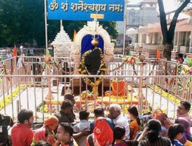 Fadnavis govt faces opposition fire over Shani temple row