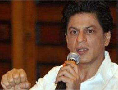 I don't go searching for a film: Shah Rukh Khan