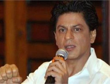 Work harder when I think I am not good enough, says Shah Rukh Khan