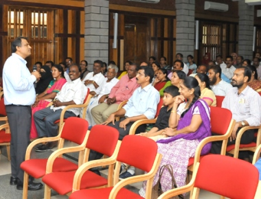 Sahyadri College of Engineering & Management holds orientation session