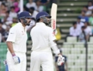 Shikhar and I complement each other very well: Murali Vijay