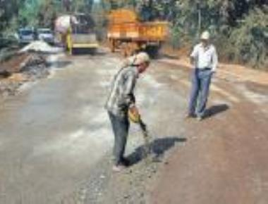 Shiradi Ghat work faces long delays again