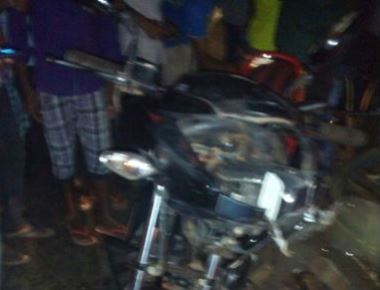 Bikes collide at Shiroor; one dead and one injured