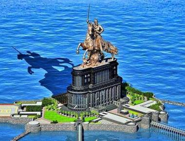Work on Shivaji statue likely to start within two months