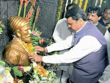 'BJP-Shiv Sena have sidelined Shivaji'