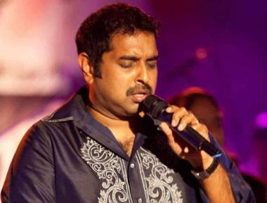 Shankar Mahadevan croons for