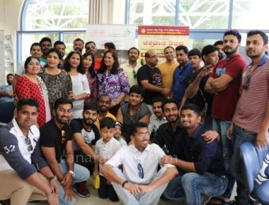 Kodagu Dakshina Kannada Gowda Samaja Dubai Concluded Blood Donation Campaign