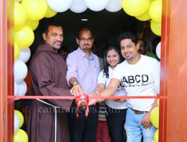 'Abcd Dance Academy' Inaugurated by Rev. Fr. Robert Lasrado in Dubai